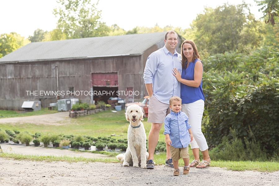 Stow MA Family Portrait Photographer