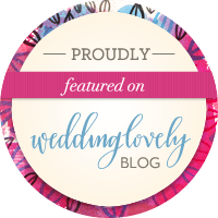 Wedding Lovely blog is a great wedding planning resource for Boston and New England brides. The Ewings are published on their website!