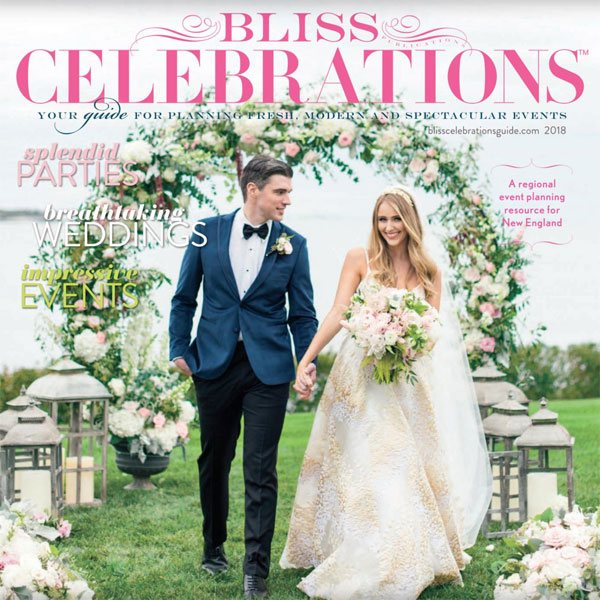 Southern New England weddings are published in bliss magazine. The best wedding photographers & videographers in the area!