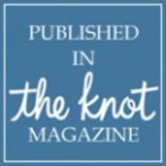 The best Wedding photographers are published in The Knot Magazine in Boston MA