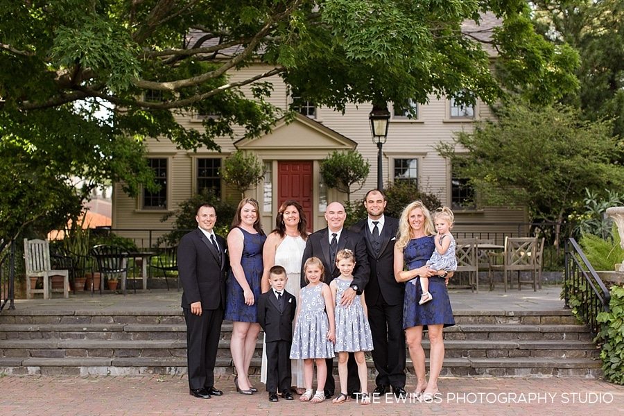 Bonnie & Marc's Vow Renewal at Tower Hill