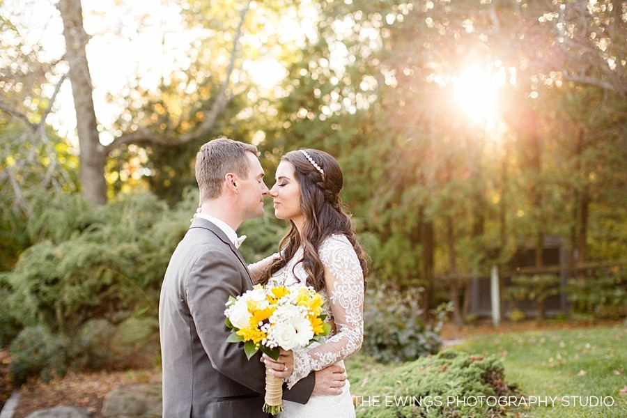 Kelli & Ryan's Bedford Village Inn Wedding