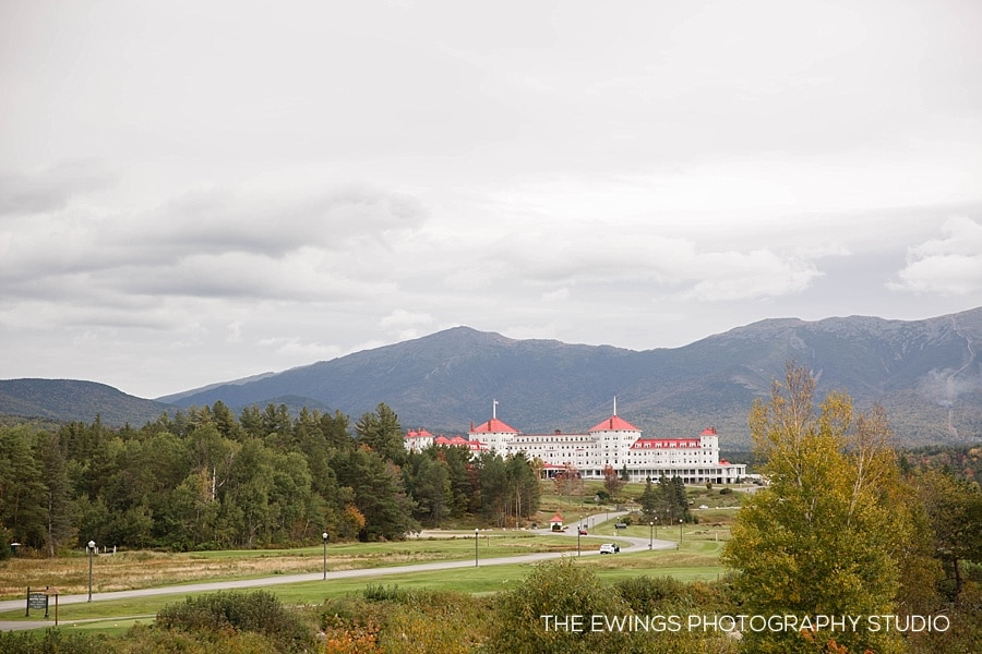 Emily & Jon's White Mountains Wedding – Mount Washington Resort