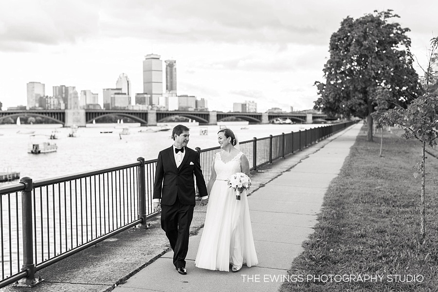 Sue & Jon's Royal Sonesta Boston Wedding