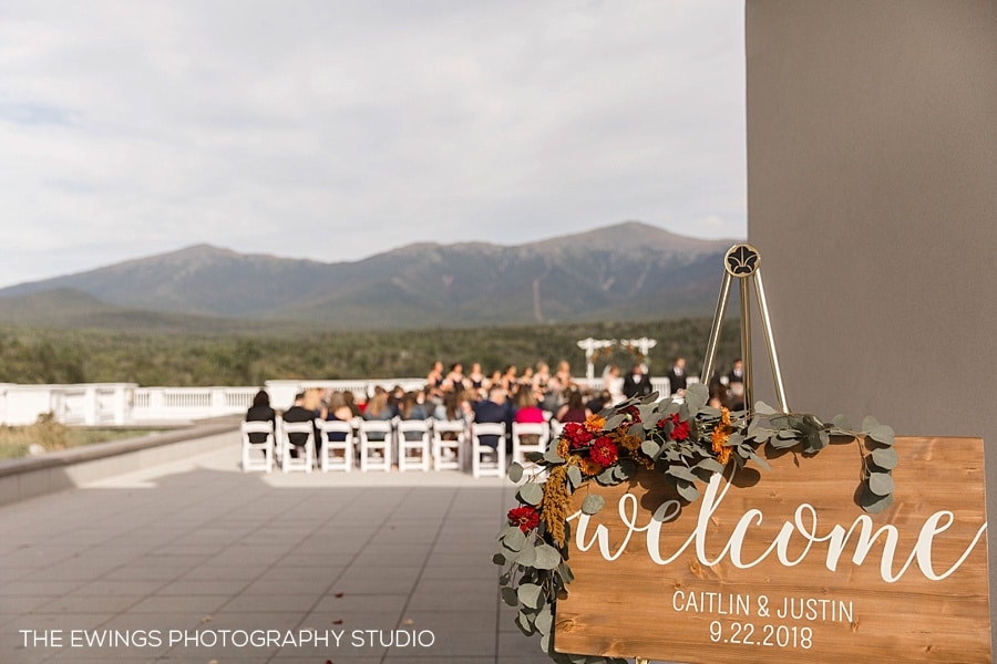 Justin + Caitlin's Mount Washington Hotel Wedding