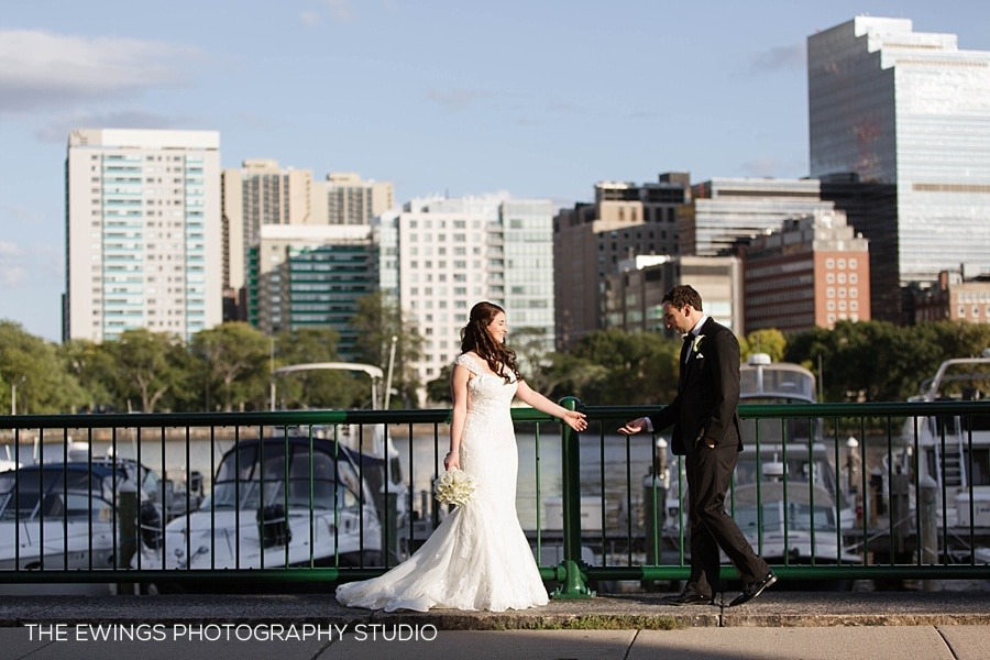 Ben + Rachel's Royal Sonesta Boston Wedding