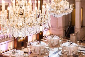 Langham Hotel Boston wedding in Bond
