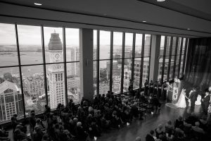 State Room wedding ceremony in Boston