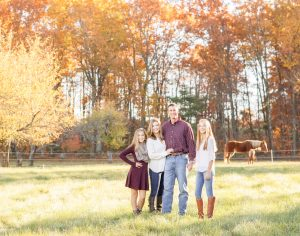 classic fall family portraits for harvard ma family