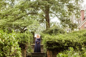 outdoor concord ma maternity photography session with expecting mama