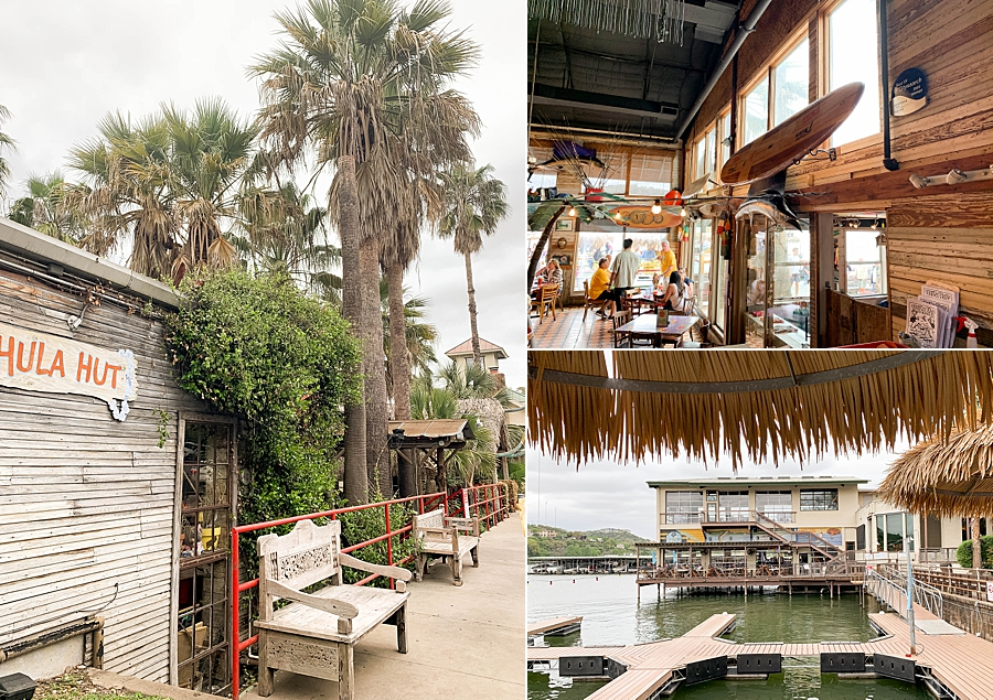 austin tx travel guide for a girls weekend - hula hut