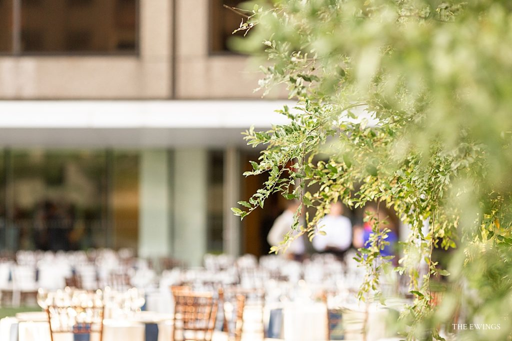 9OFS is a magical, romantic rooftop wedding venue in Boston.