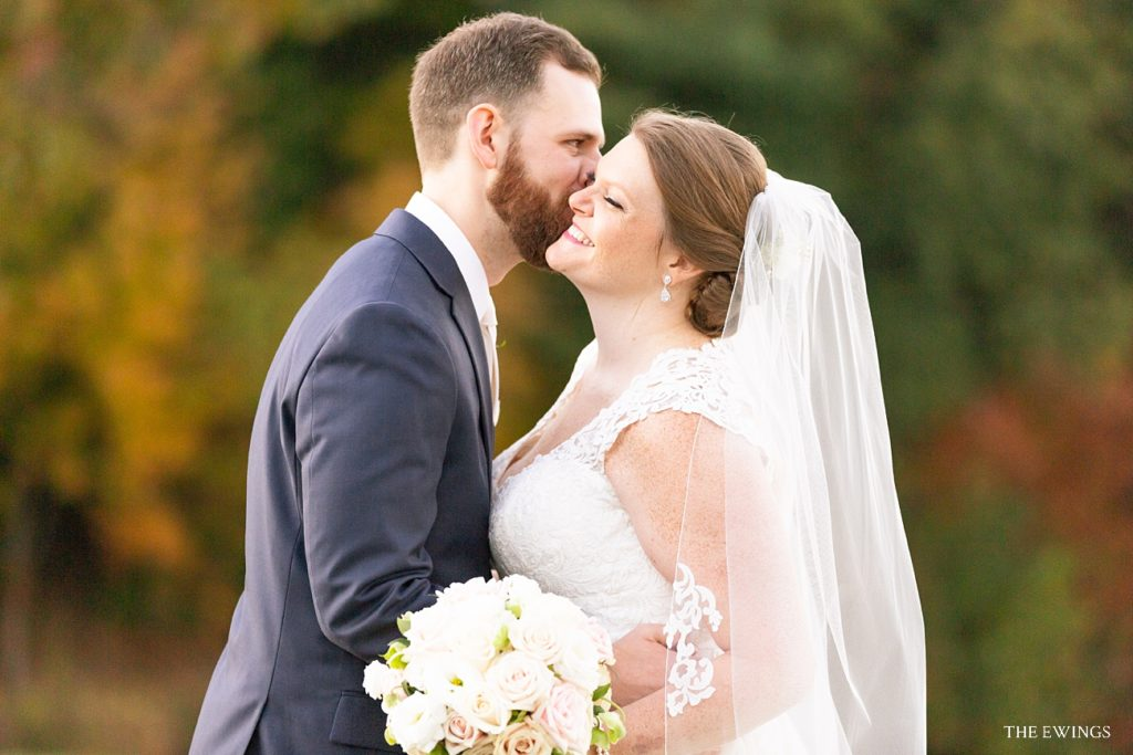 Fall wedding photography by The Ewings Photography Studio in Wellesley MA