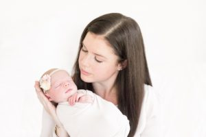 The best newborn and baby photographer in the Hudson MA area.