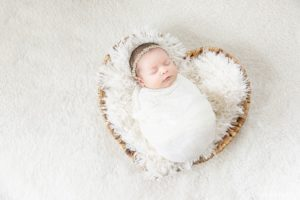 Bolton MA newborn pictures at The Ewings Photography Studio