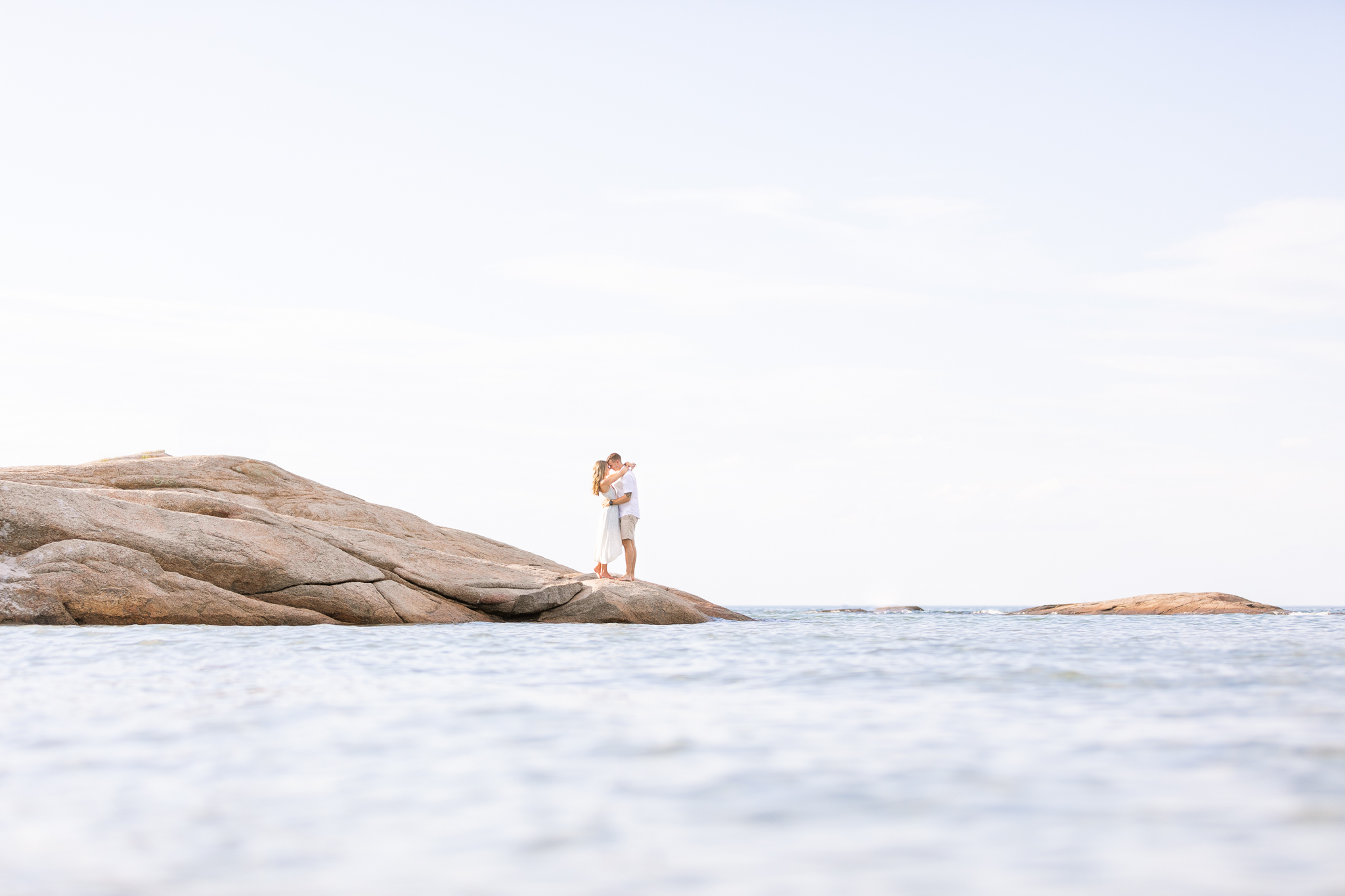 Boston's best engagement photographer is The Ewings.
