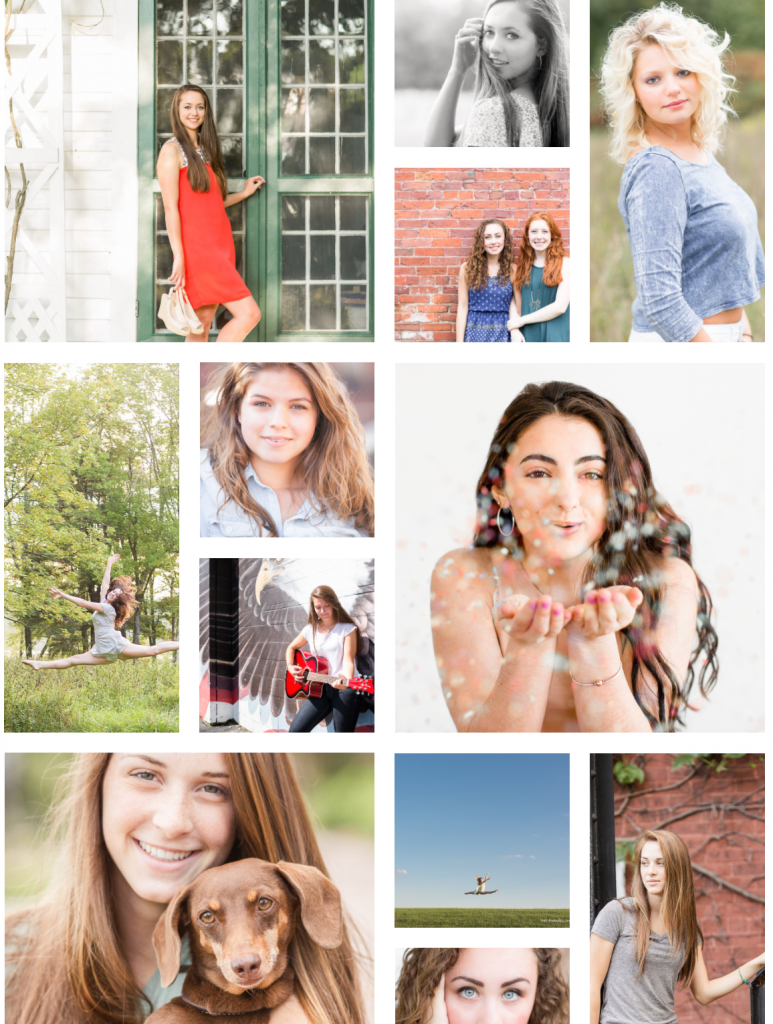 Unique senior portraits by The Ewings Photography Studio in Bolton