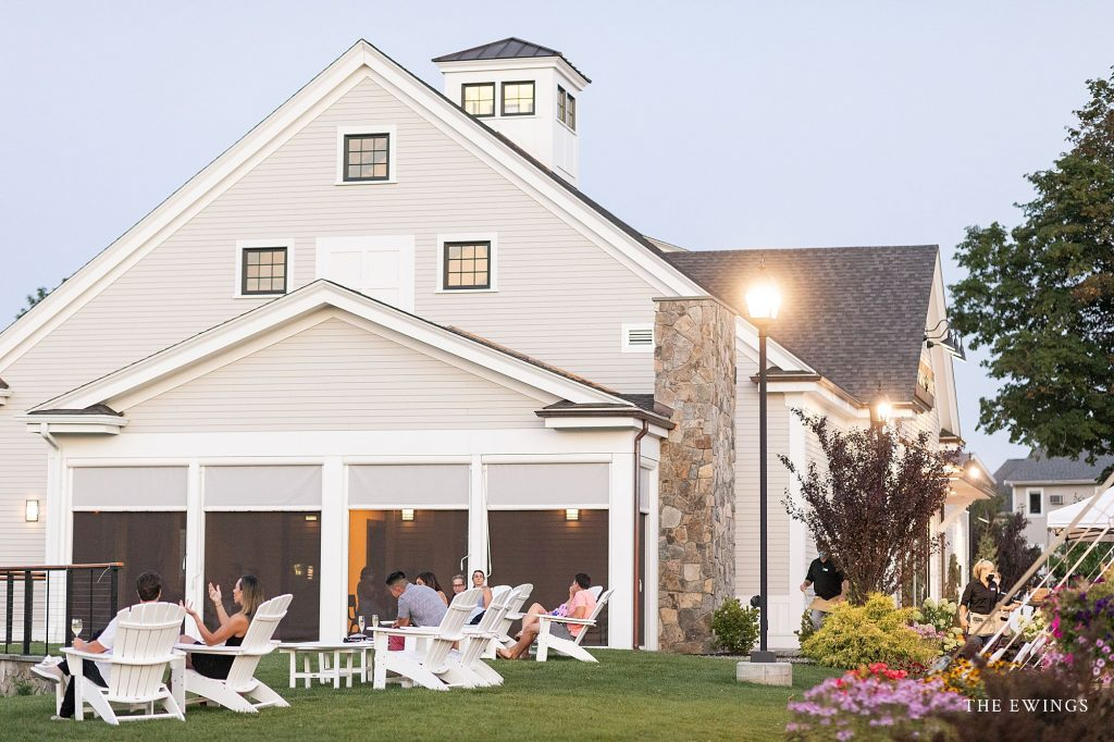 Forge and Vine in Groton MA is a beautiful place for an elopement or small intimate micro wedding.