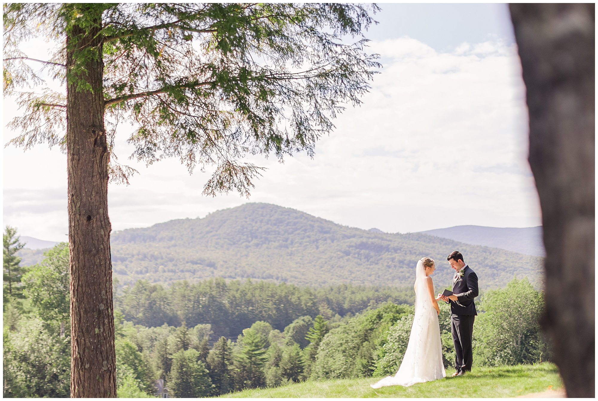 getting married destination wedding New Hampshire The Ewings