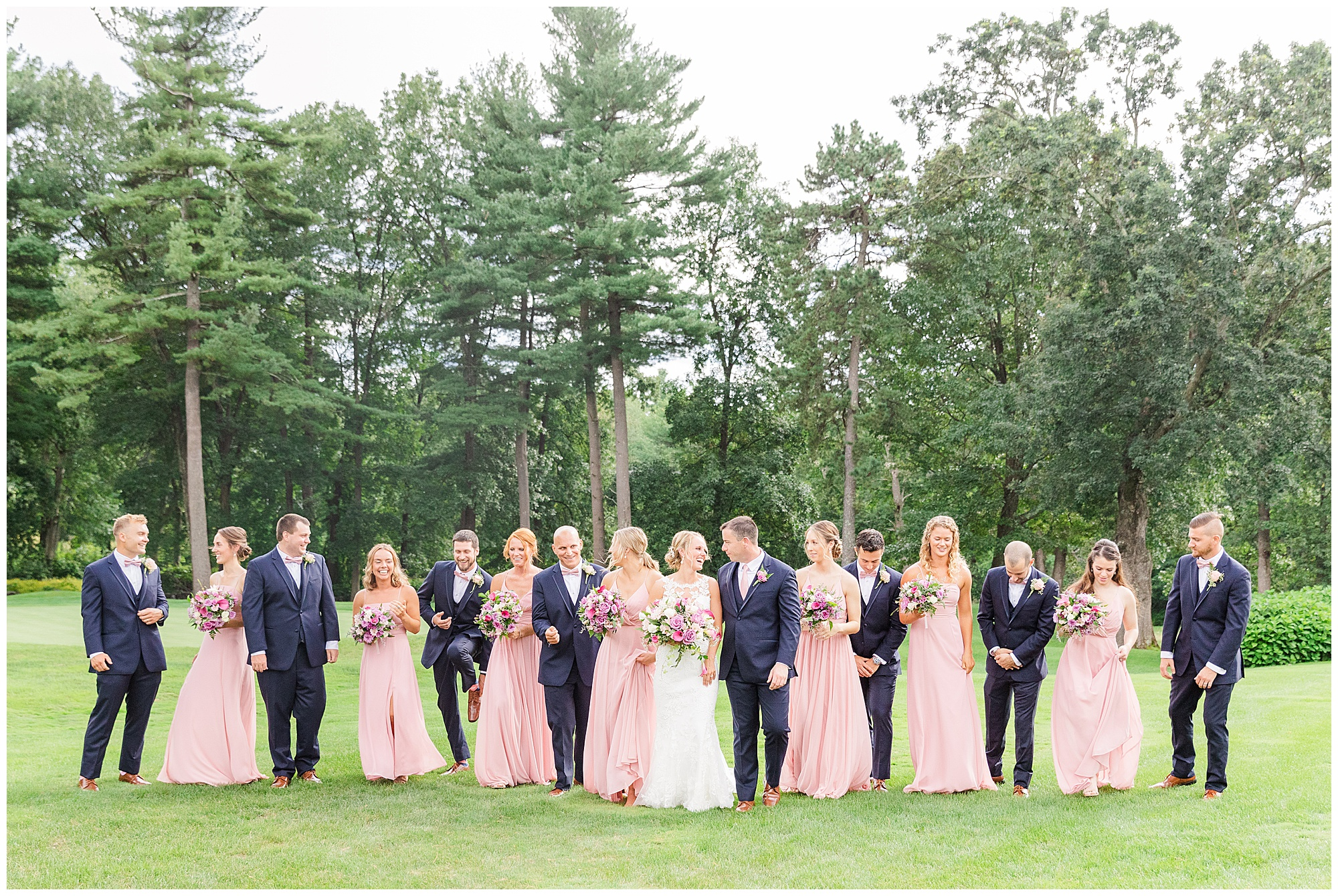 sterling wedding party photographer videographer