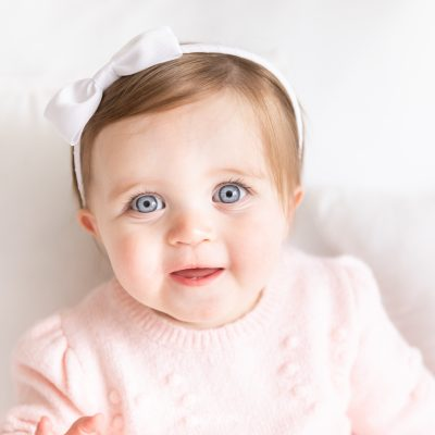 A photography portrait gift certificate is perfect for grandparents who are tough to shop for!